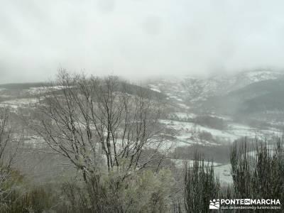 Valle del Ambroz-Sierra de Bejar - Gredos; excursiones senderismo; viajes en otoño;rutas la pedriza
